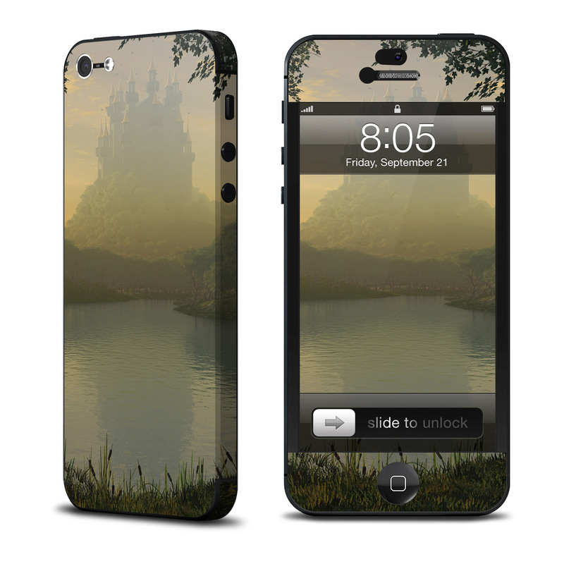 Once Upon A Time iPhone 5 Skin