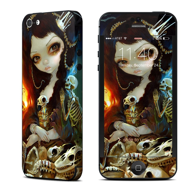 Princess of Bones iPhone 5 Skin