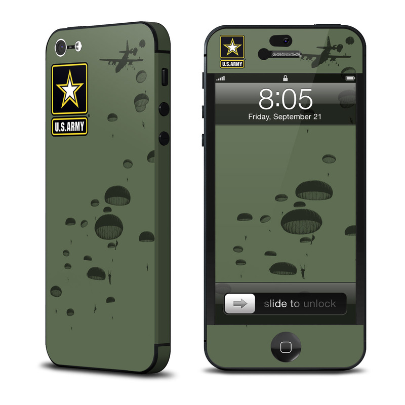 Pull The Lanyard iPhone 5 Skin