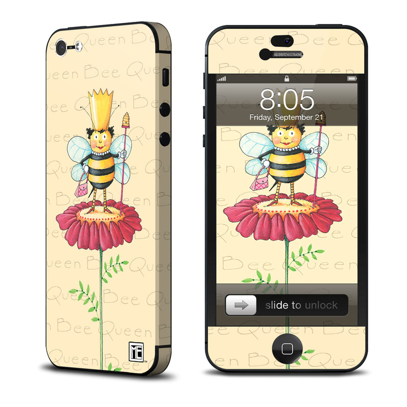 Queen Bee iPhone 5 Skin