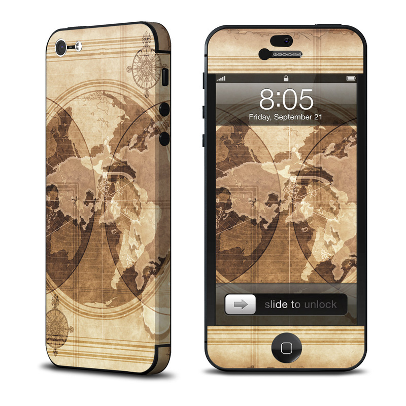 Quest iPhone 5 Skin
