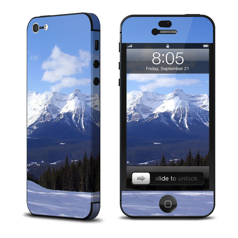 Rockies iPhone 5 Skin