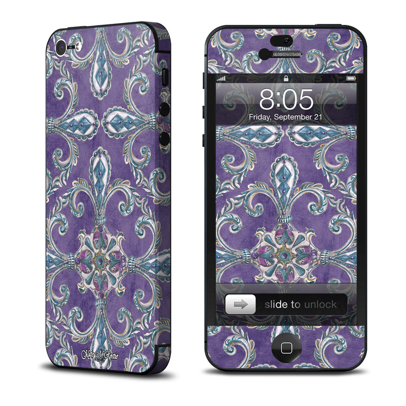 Royal Crown iPhone 5 Skin