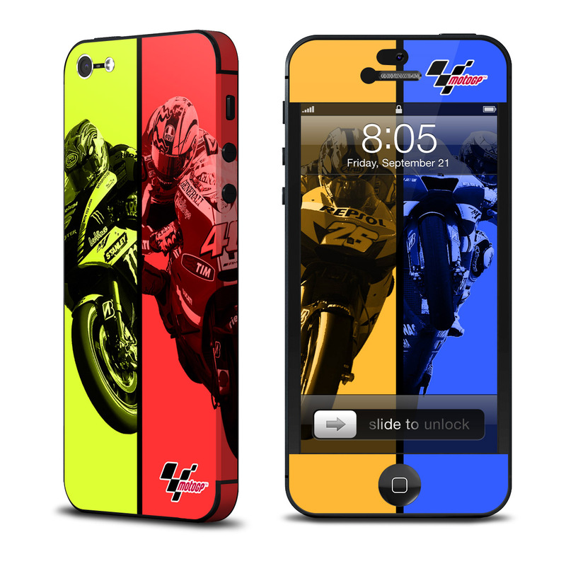 Race Panels iPhone 5 Skin