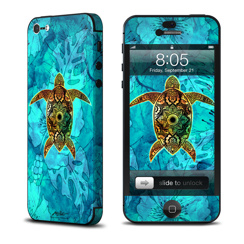 Sacred Honu iPhone 5 Skin
