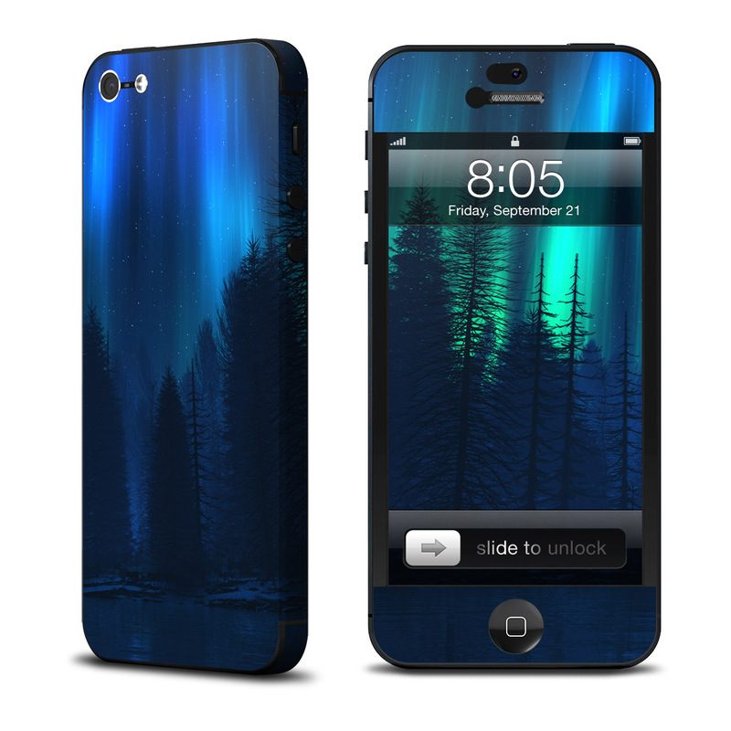 Song of the Sky iPhone 5 Skin