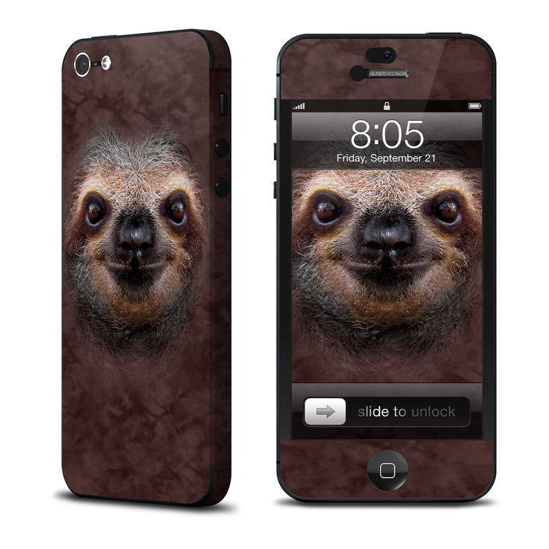 Sloth iPhone 5 Skin