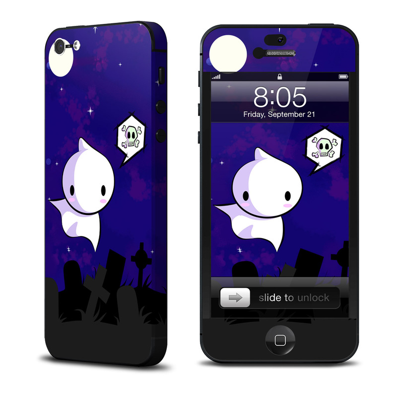 Spectre iPhone 5 Skin