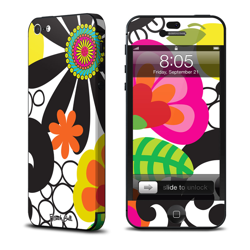 Splendida iPhone 5 Skin