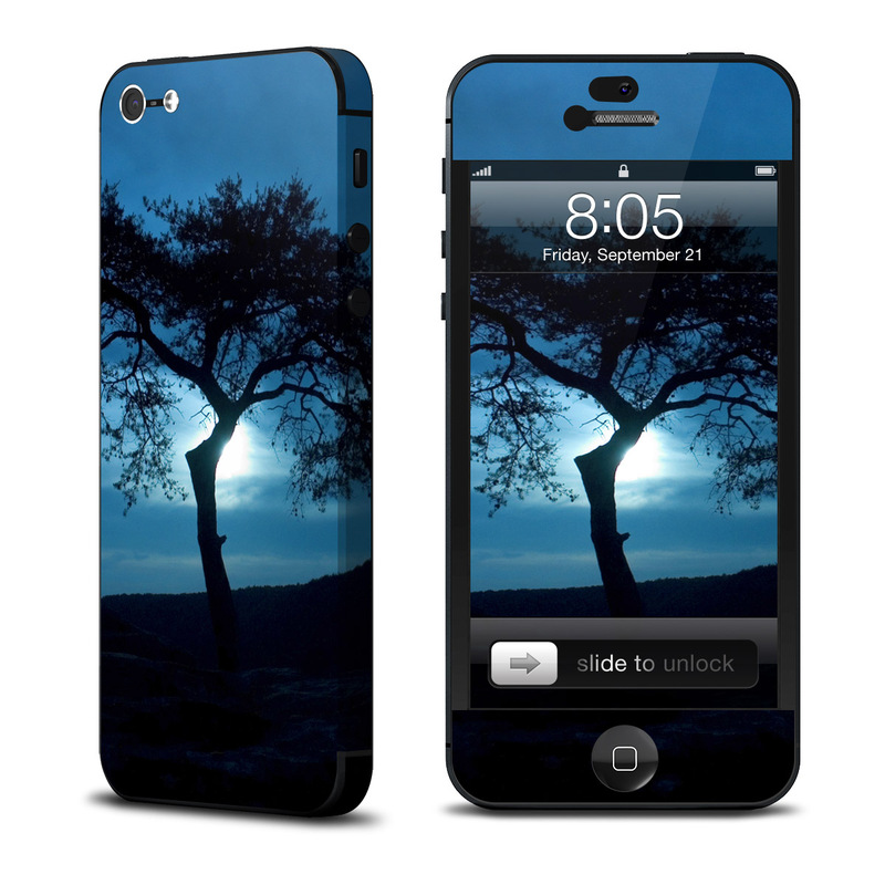 Stand Alone iPhone 5 Skin