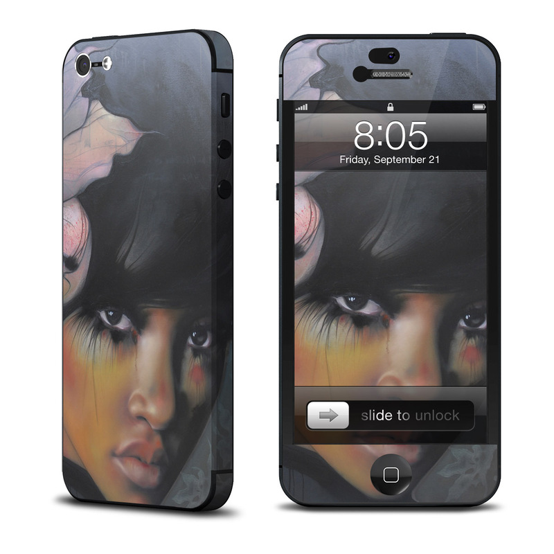 Stashia iPhone 5 Skin