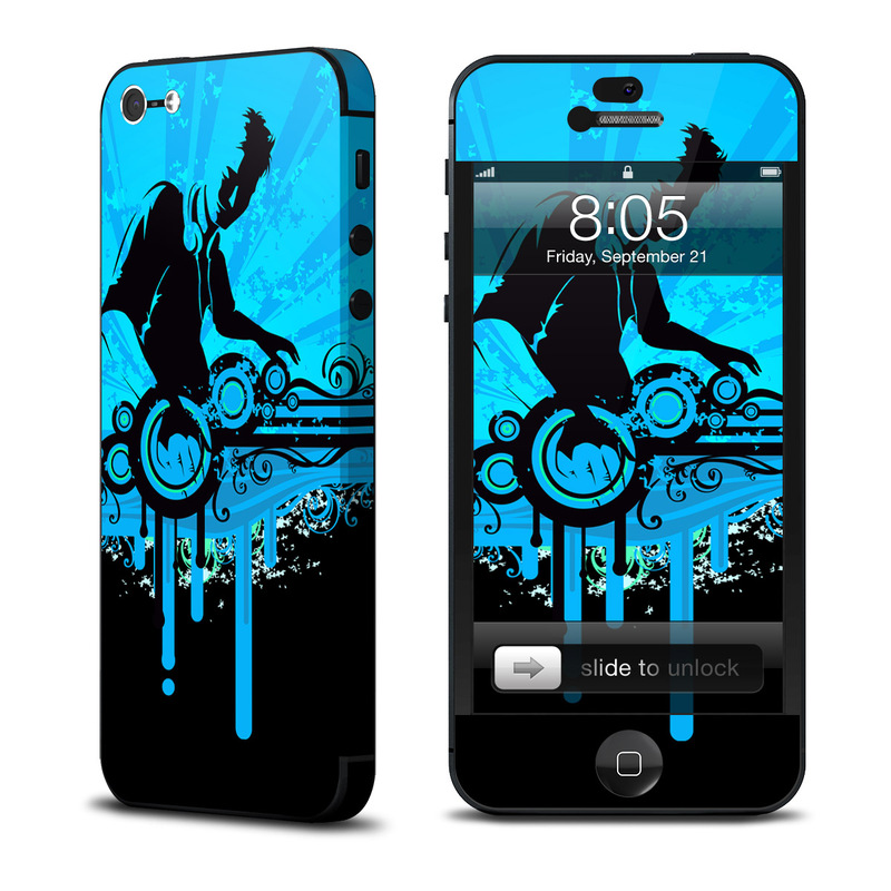 The DJ iPhone 5 Skin