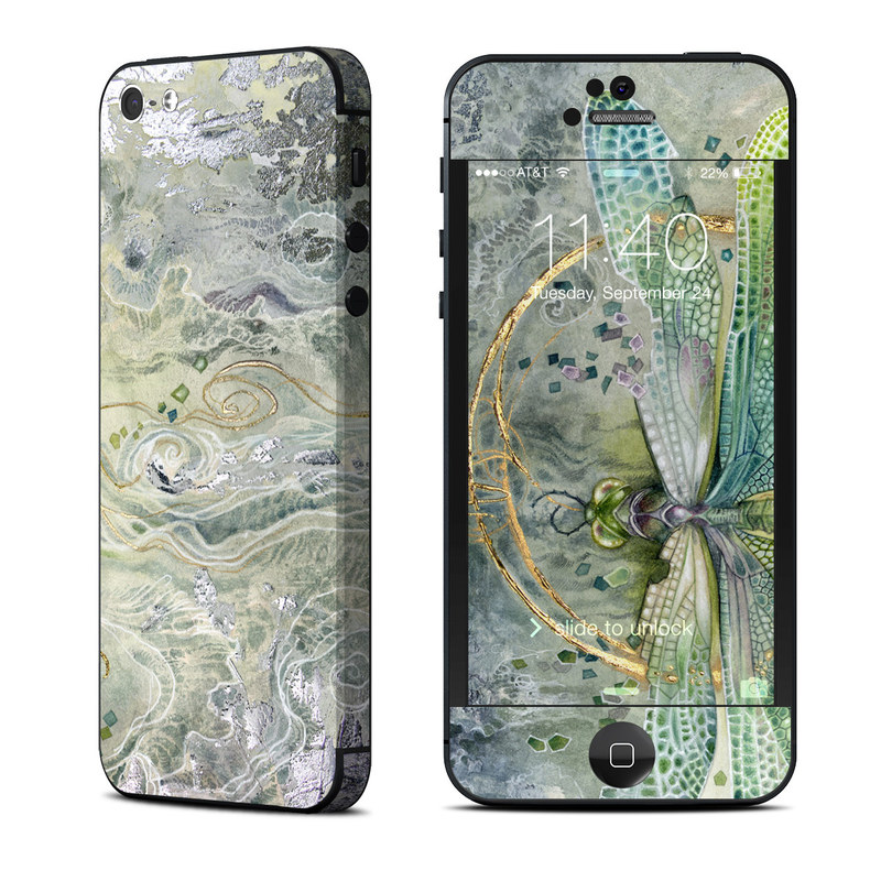 Transition iPhone 5 Skin