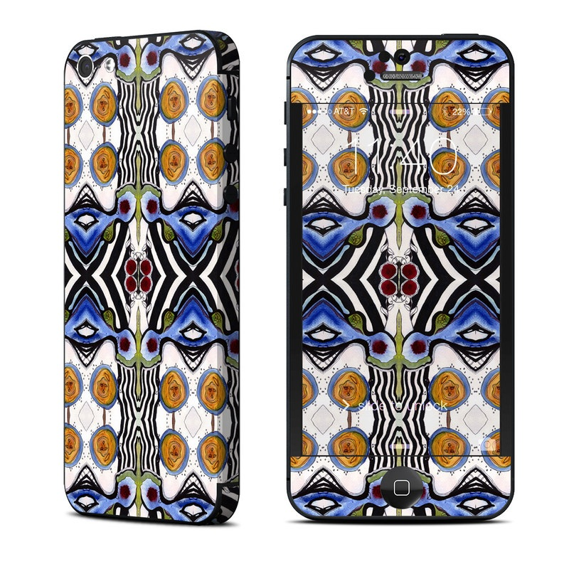 Tribal Sun iPhone 5 Skin