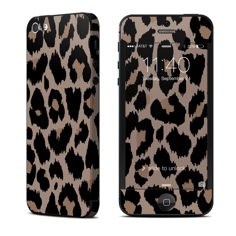Untamed iPhone 5 Skin