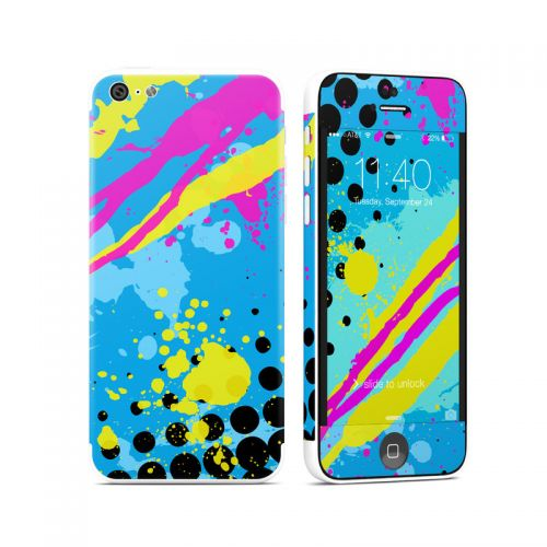 Acid iPhone 5c Skin