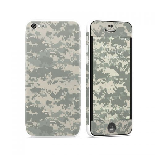 ACU Camo iPhone 5c Skin