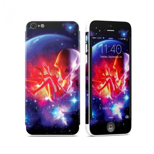 Alien Embryo iPhone 5c Skin