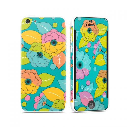 Blossoms iPhone 5c Skin