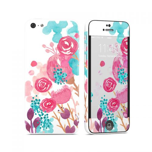 Blush Blossoms iPhone 5c Skin