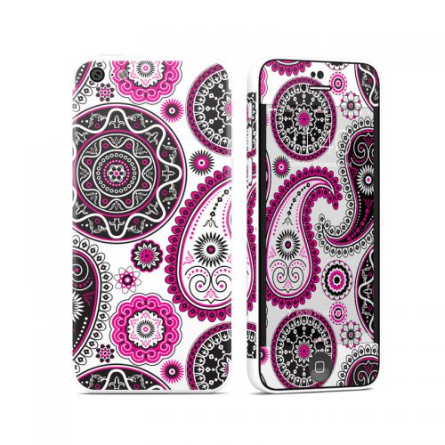 Boho Girl Paisley iPhone 5c Skin