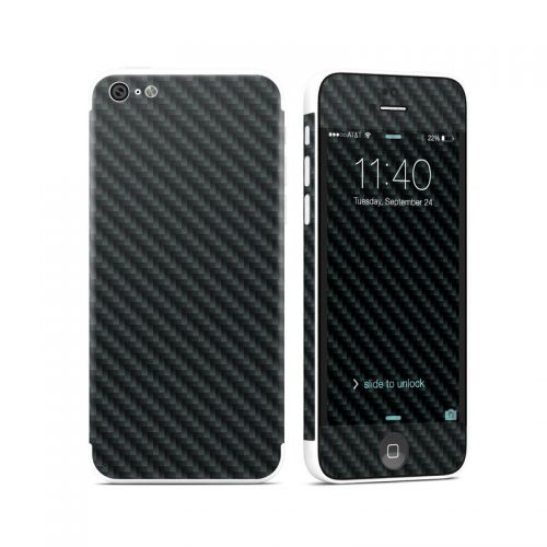Carbon Fiber iPhone 5c Skin