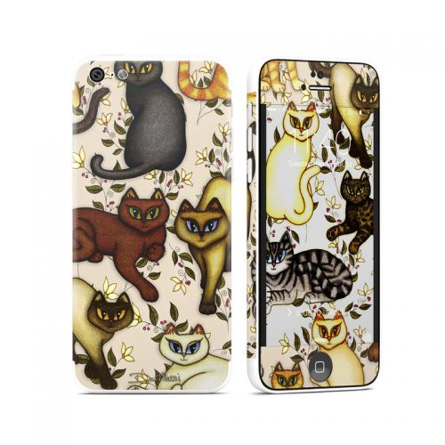Cats iPhone 5c Skin