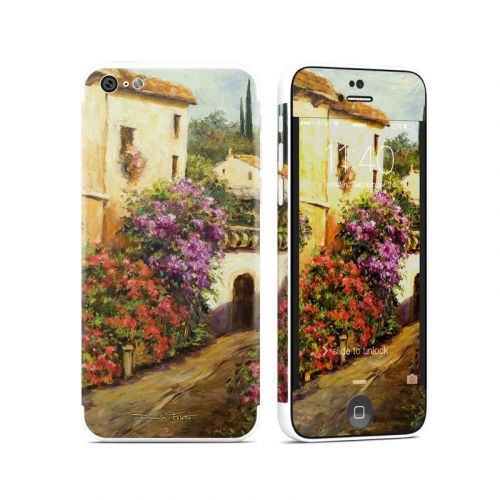 Via Del Fiori iPhone 5c Skin