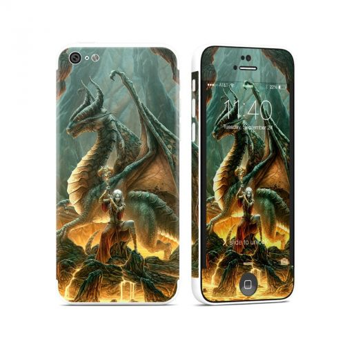 Dragon Mage iPhone 5c Skin