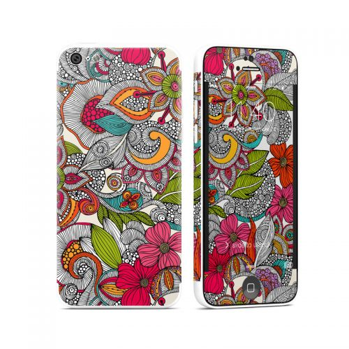 Doodles Color iPhone 5c Skin