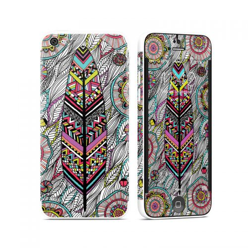 Dream Feather iPhone 5c Skin