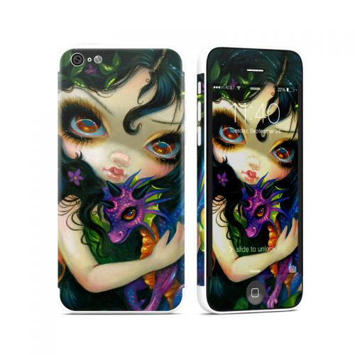 Dragonling Child iPhone 5c Skin