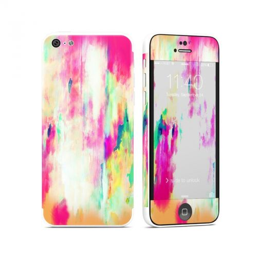 Electric Haze iPhone 5c Skin