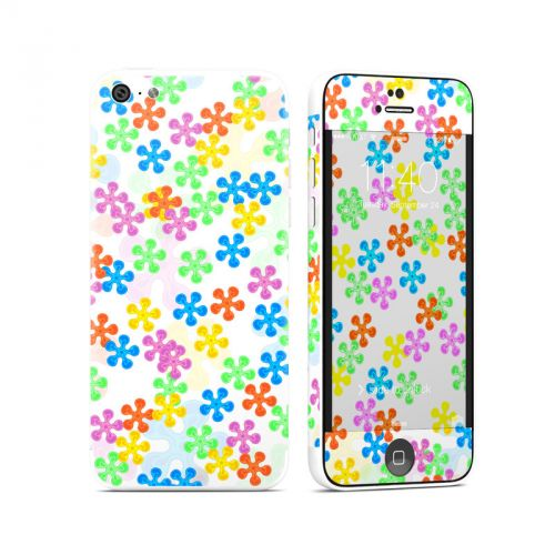 Flower Power iPhone 5c Skin