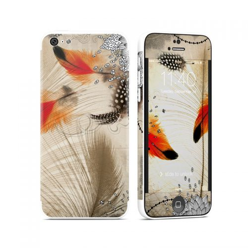Feather Dance iPhone 5c Skin