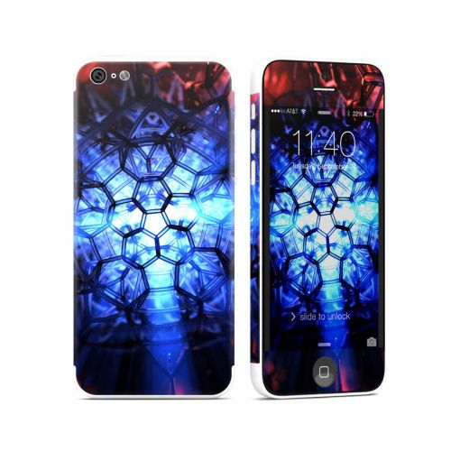 Geomancy iPhone 5c Skin