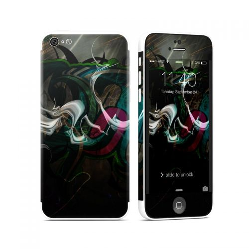 Graffstract iPhone 5c Skin