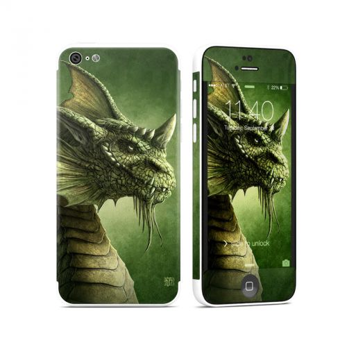 Green Dragon iPhone 5c Skin