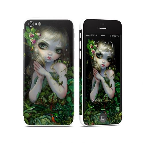 Green Goddess iPhone 5c Skin