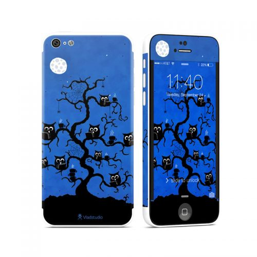 Internet Cafe iPhone 5c Skin