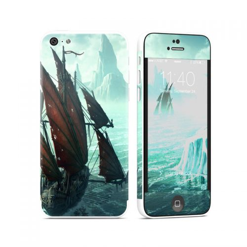 Into the Unknown iPhone 5c Skin