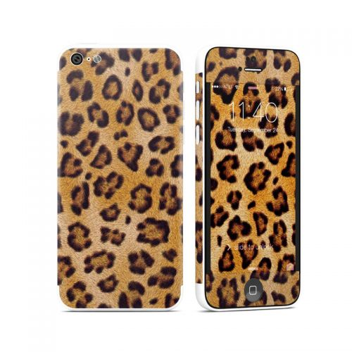 Leopard Spots iPhone 5c Skin