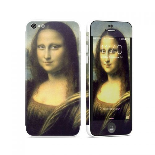 Mona Lisa iPhone 5c Skin