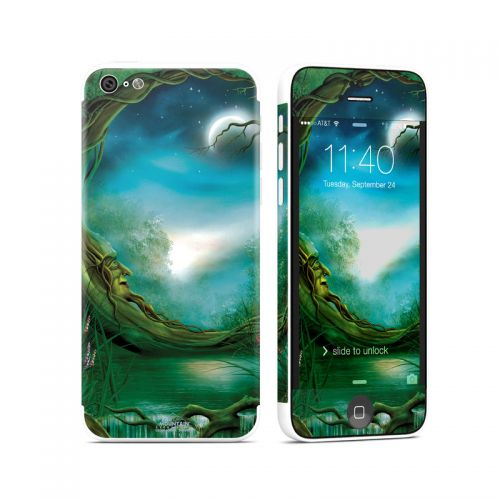 Moon Tree iPhone 5c Skin