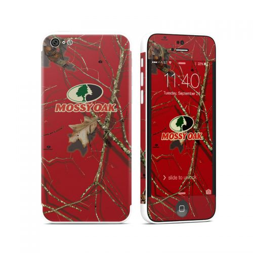 Break Up Lifestyles Red Oak iPhone 5c Skin