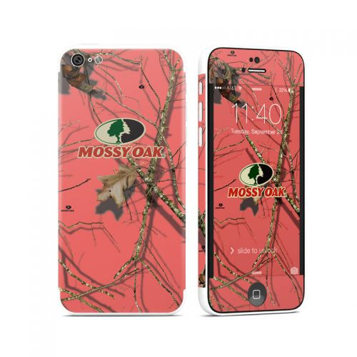 Break Up Lifestyles Salmon iPhone 5c Skin
