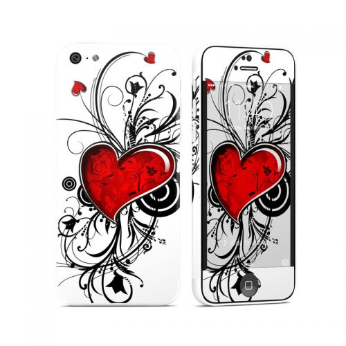 My Heart iPhone 5c Skin