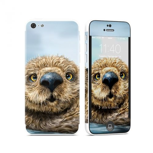 Otter Totem iPhone 5c Skin