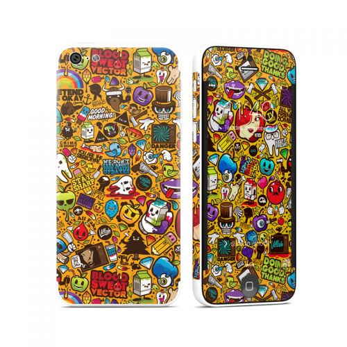 Psychedelic iPhone 5c Skin