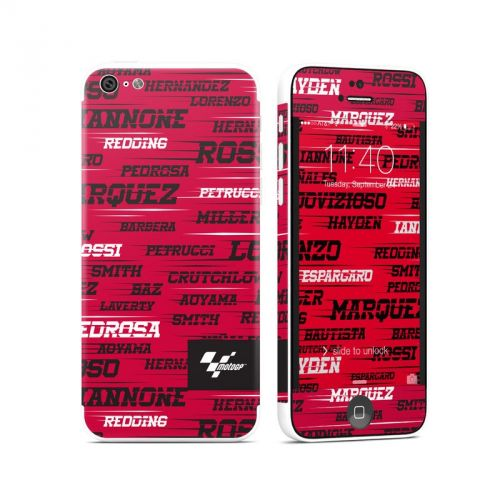 Racers iPhone 5c Skin